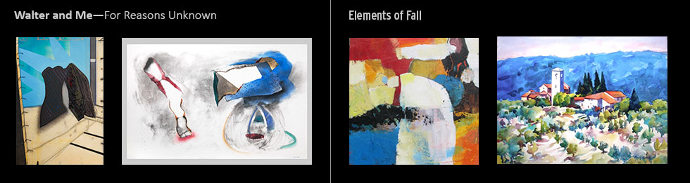 Walter and Me/Elements of Fall