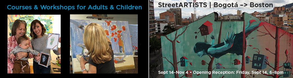 Courses | StreetARTISTS