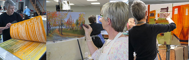 Art Courses|Workshops|Adults|SSAC|South Shore Art Center